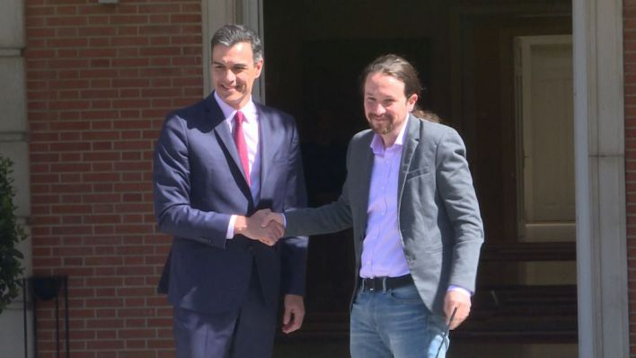 El 26 por ciento de españoles quiere un Gobierno de PSOE y Podemos, según el CIS