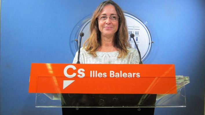 Olga Ballester dimite de su cargo en Ciudadanos