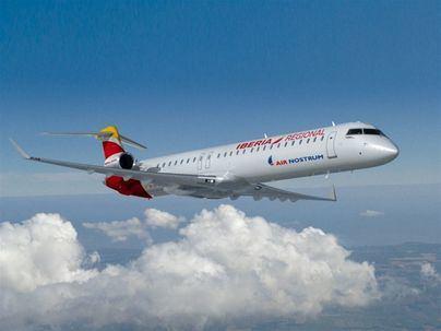 Air Nostrum amplía su periodo de vuelos especiales de verano en la ruta Melilla-Palma