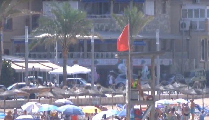 El sector hotelero de Palma exige a Cort soluciones inmediatas a los vertidos en las playas