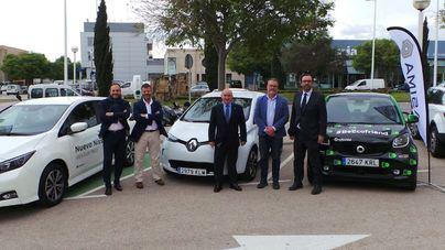 Asima firma con Autovidal, Nissan Nigorra y Grupo Proa para promover el coche eléctrico