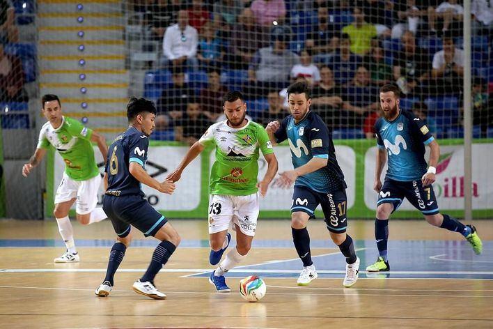 El Palma Futsal iniciará la temporada con un calendario muy complicado
