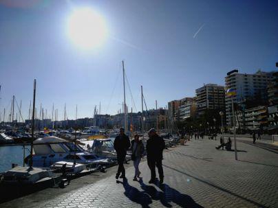 Alerta amarilla por altas temperaturas en Baleares