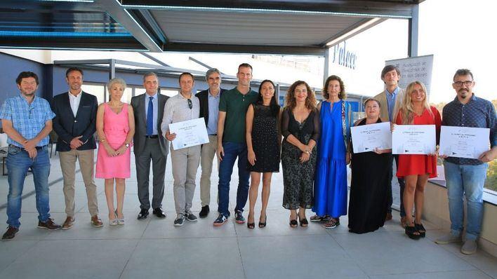 Un equipo de IB3 TV gana el IV Premio APIB con un reportaje sobre la riada de Sant Llorenç