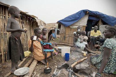 Mueren más de 100 niños en dos meses por sarampión en un campamento del Congo