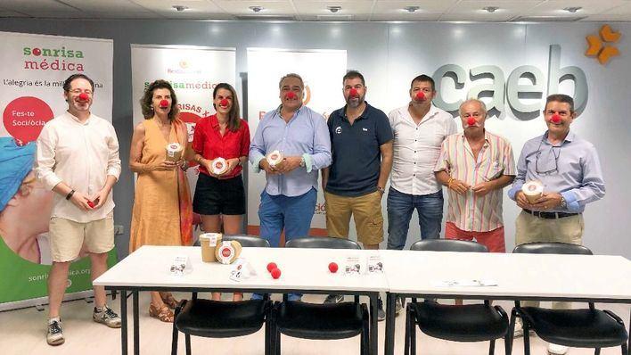 'Sonrisas por un euro', campaña solidaria de los restaurantes de Mallorca con los hospitales