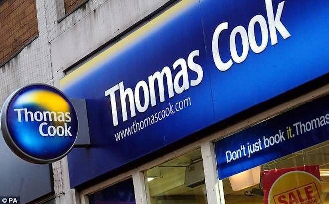 Thomas Cook se hunde casi un 60 por ciento en Bolsa tras confirmar que negocia con Fosun