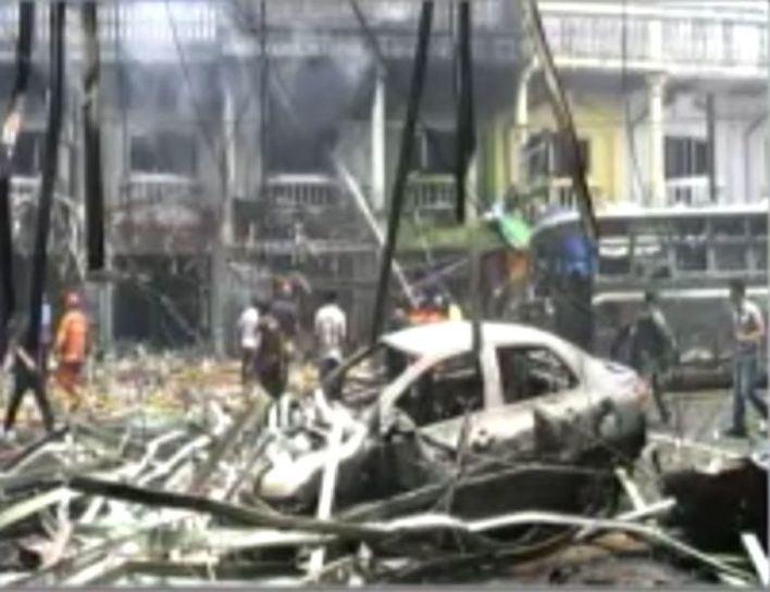 Un ataque terrorista contra un hotel en Somalia provoca 29 muertos