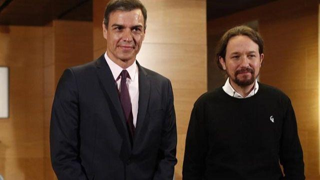 Sánchez da por rotas las negociaciones con Podemos ante la 'mascarada' de la consulta