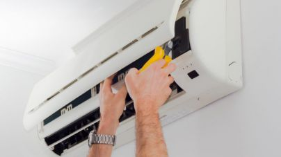 Las peticiones de instalación de aire acondicionado se disparan un 35 por ciento en Baleares