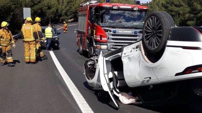 Con menos ciclistas muertos, la cifra de víctimas en carretera baja por primera vez desde 2013
