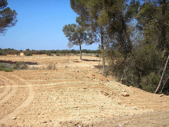 Sancionan a tres empresas con 2,5 millones por vertidos de escombros de FAN Mallorca