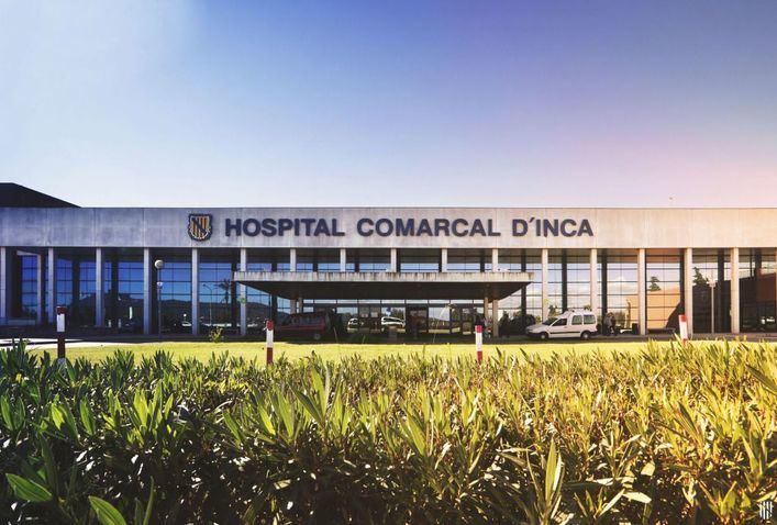 El aparcamiento del Hospital de Inca contará con placas fotovoltaicas