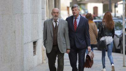 El TSJIB devuelve la causa contra Penalva y Subirán a Instrucción 12 por el plazo de alegaciones