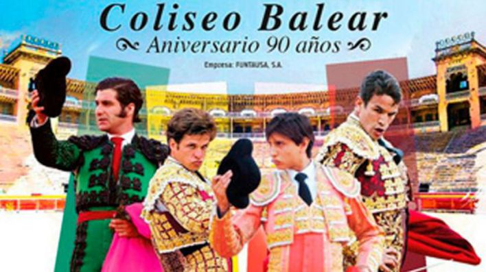 Colectivos animalistas anuncian protestas por la corrida de toros de agosto en Palma