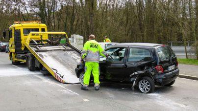 Sixt recomienda avisar a la policía en caso de accidente