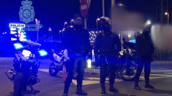 Detienen dos veces en 24 horas a turistas alemanes por agredir y robar a otros en Playa de Palma