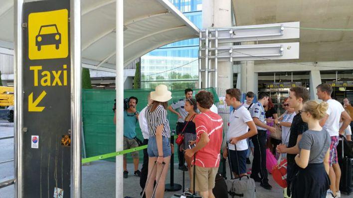 Los aeropuertos baleares esperan 720.000 pasajeros hasta el domingo