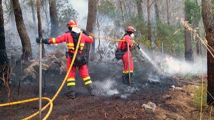 Este martes se celebra la vista previa por el incendio de la Serra en 2013