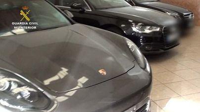 Cae una red dedicada a la venta de vehículos adquiridos ilegalmente en países de la Unión Europea