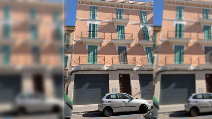 ARCA denuncia irreglaridades en las obras de la fachada de un edificio de Santa Catalina