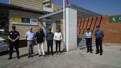 La oficina de la Guardia Civil en Punta Ballena abrirá 24 horas al día