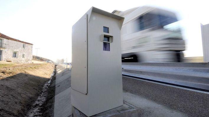 El radar 'campeón' de la autopista de Andratx multa a un conductor cada 15 minutos