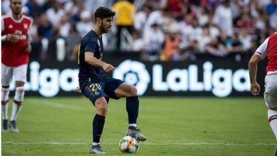 Máxima preocupación en el Madrid por la lesión de Marco Asensio: