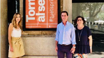 Galmés critica que el Teatro Principal esté sin programación cultural hasta septiembre
