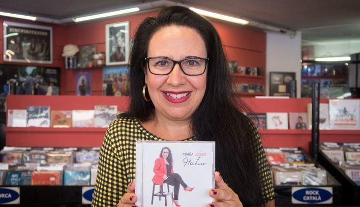 Maria Loren presenta 'Hechizo', su nuevo disco