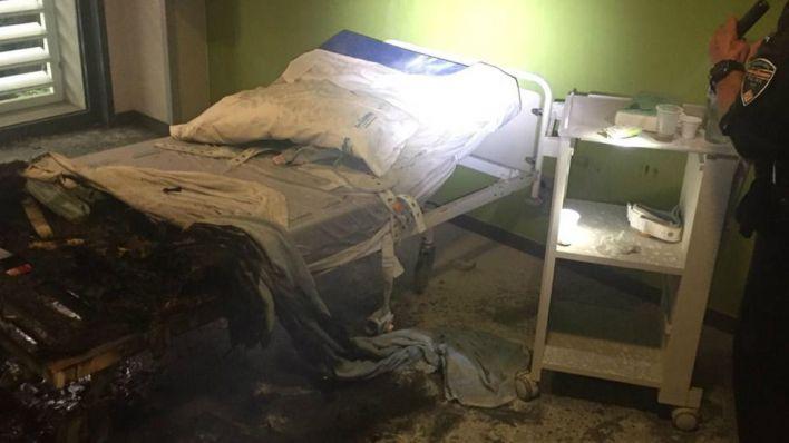 Un incendio en Psiquiatría de Son Espases obliga a reubicar a 28 pacientes