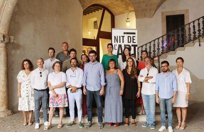 'La Nit de l'Art' se amplía en Palma a tres días