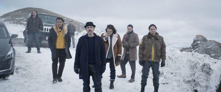 Liam Neeson regresa este viernes a los cines con 'Venganza bajo cero'