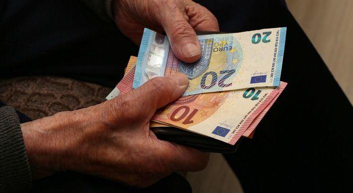 La pensión media sube en Baleares hasta los 917,87 euros, pero sigue por debajo de la nacional