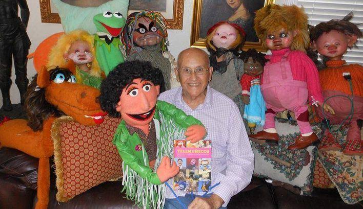 Muere Alejandro Milán, creador de míticos muñecos televisivos como la Bruja Avería