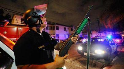 Cuatro muertos y dos heridos en un tiroteo en Los Ángeles