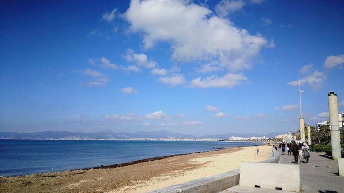 Leve descenso de las temperaturas en Baleares