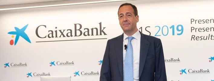 CaixaBank obtiene un beneficio semestral de 622 millones de euros