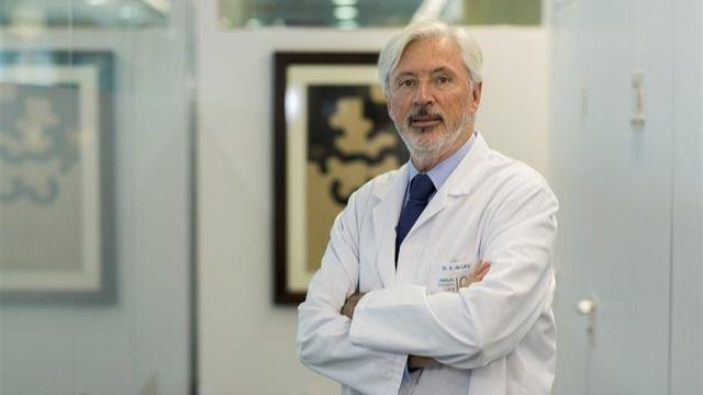 """La cirugía contra el cáncer de Antonio de Lacy, este domingo en """"Terra de passions"""" de IB3"""
