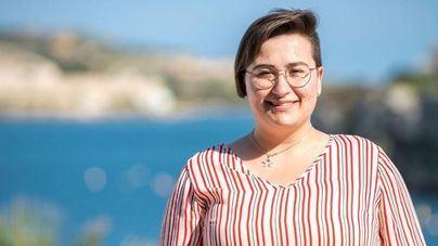 La diputada más joven del Parlament: