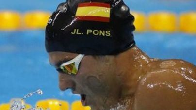 El mallorquín 'Joanllu' Pons, cuarto en la final del mundial de los 400 estilos y récord de España