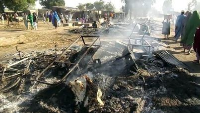 Un ataque de Boko Haram deja 65 muertos en Nigeria