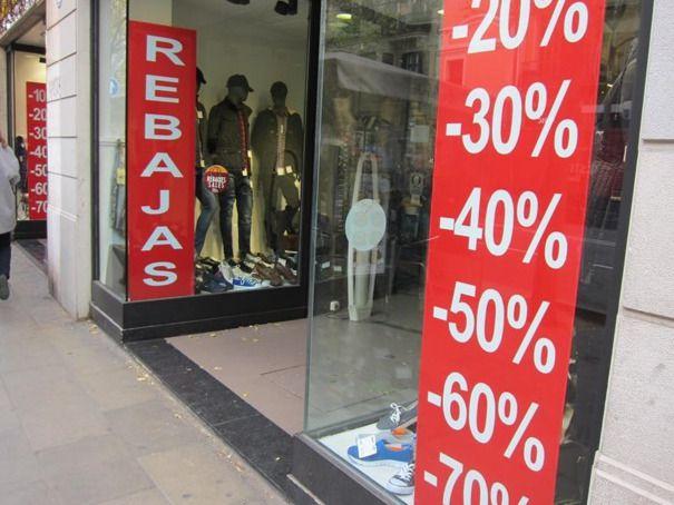 Los comercios aumentan sus ventas un 0,9 por ciento en Baleares
