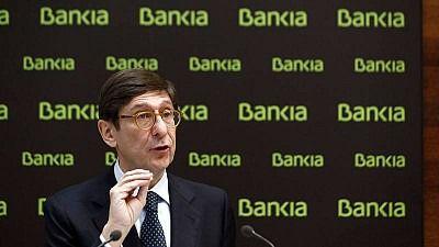 Bankia reduce beneficios hasta los 400 millones en el primer semestre del año