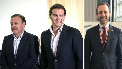 Joan Mesquida y José Ramón Bauzá entran en el Comité Ejecutivo de Ciudadanos