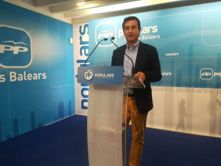 Company: 'El PSOE no tiene reparos con pactar con los herederos de ETA'