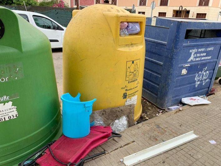 Los trabajadores decidirán el martes si habrá huelga indefinida de basuras en Mallorca