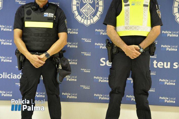 La Policía Local de Palma adquiere 240 nuevos chalecos de protección