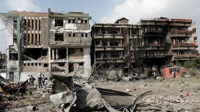 Al menos 34 muertos y 17 heridos por la explosión de una bomba en Afganistán