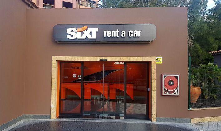 Sixt amplía su oferta en el sur de la isla de Gran Canaria